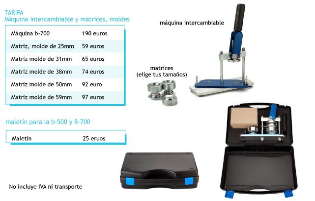 maquina-intercambiables